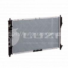 Радиатор охлаждения Daewoo Sens с конд (алюм-паяный) LRc 0461b Лузар