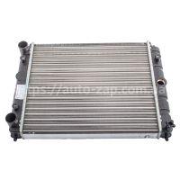Радиатор охлаждения ЗАЗ-1102 Таврия (алюм) (LRc 0410) Лузар