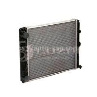 Радиатор охлаждения ЗАЗ-1102 SPORT универсал (алюм-паяный) (LRc 04100b) Лузар