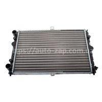Радиатор охлаждения Daewoo Sens (алюм) LRc 01083 Luzar