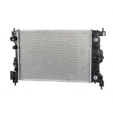 Радиатор охлаждения алюминиево-паяный Chevrolet Aveo T300 AT LRc 05196 Luzar
