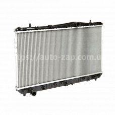 Радиатор охлаждения алюминиевый Chevrolet Lacetti (04-) MT LRc CHLt04178 Luzar