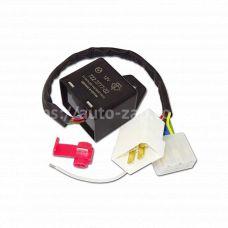Реле управления (пауза) стеклоочистителя ВАЗ-2101 (регулируемое) Энергомаш