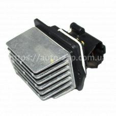 Резистор отопителя ВАЗ-2170 Лада Приора нового образца с кондиционером Panasonic