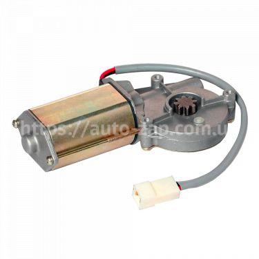 Моторедуктор стеклоподъемника ГАЗ-3110/3302 правый (VWR 0310) СтартВольт
