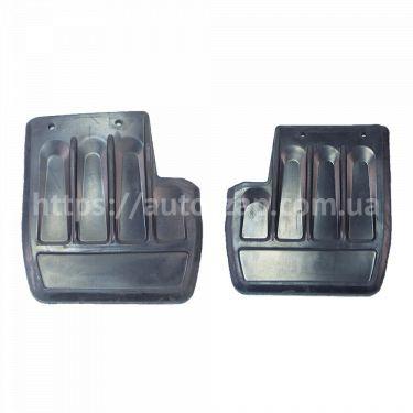 Брызговики задние ВАЗ-2115 (к-т лев+прав) БРТ