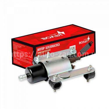 Топливный электро-бензонасос ГАЗ (SFP 0301) СтартВольт (с кронштейном)