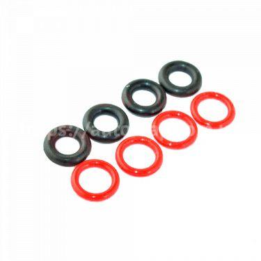 Кольцо уплотнительное форсунки Daewoo Lanos (4+4 к-т) KAP