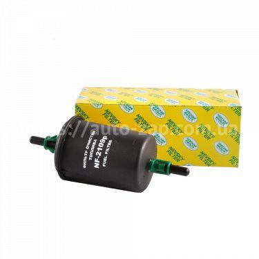 Фильтр топливный ВАЗ 2110 (инж. штуцер пластик) Невский Фильтр
