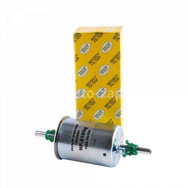 Фильтр топливный ВАЗ-2110 (инж. штуцер металл) Невский Фильтр