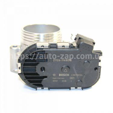 Дроссельная заслонка ВАЗ-1118 16-ти клапанная (электрическая педаль) Bosch