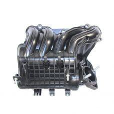 Коллектор впускной ВАЗ-2111 8-ми клапанный (пластиковый) под тросик